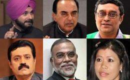 President nominated 6 eminent personalities to Rajya Sabha