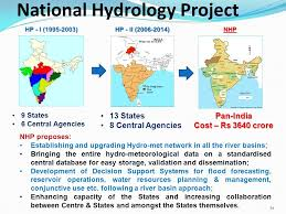 National Hydrology Project