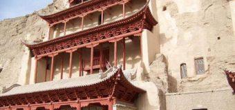 MOGAO CAVES REVEAL PIVOTAL INDIA-CHINA BUDDHIST LINK