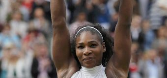 SERENA WILLIAMS CREATES HISTORY WITH 22ND GRAND SLAM TITLE AT WIMBLEDON 2016