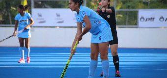 INDIA BAG BRONZE IN WOMEN'S U-18 ASIA CUP HOCKEY