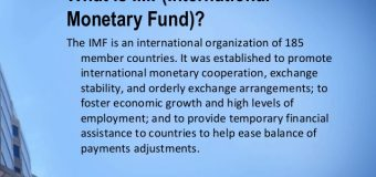 IMF puts on hold funds to Afghanistan amid rising uncertainty: BASICS EXPLAINED