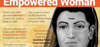 SAVITRIBAI PHULE: A TRAILBLAZING FIGURE IN THE FIELD OF WOMEN'S EDUCATION