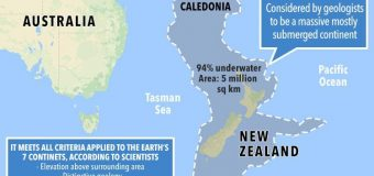 ZEALANDIA: CONTENDER FOR 8TH CONTINENT