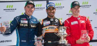 JEHAN DARUWALA WINS NEW ZEALAND GP, FINISHES FIFTH IN TOYOTA SERIES