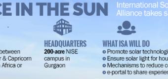 NAURU, SMALLEST NATION JOINS SOLAR ALLIANCE