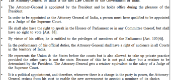 15 TH ATTORNEY GENERAL OF INDIA: K K VENUGOPAL