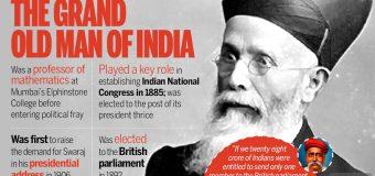 DADABHAI NAOROJI: THE GRAND OLD MAN OF INDIA