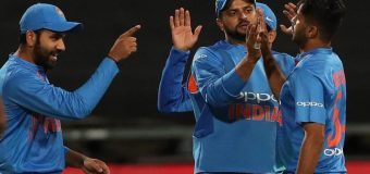 INDIA BEAT SOUTH AFRICA TO WIN T20, WIN THREE MATCH CRICKET SERIES 2-1