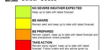 Basics Explained: Monsoon; IMD issue color-coded warnings