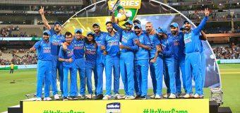 INDIA VS AUSTRALIA:  INDIA WINS FIRST-EVER BILATERAL ODI SERIES WIN IN AUSTRALIA