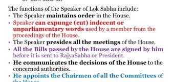 Om Birla,new  Speaker of 17th Lok Sabha