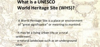 6 UNESCO heritage sites added in tentative list