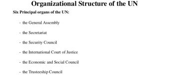 United Nations  elects five new members to serve on the Security Council