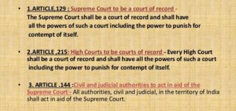 Supreme Court holds Prashant Bhushan guilty of contempt for tweets against court