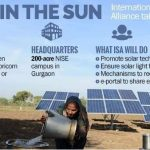 5 Petroleum and Gas PSUs to join International Solar Alliance(ISA):What is ISA
