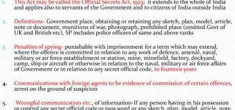Delhi journalist arrested under the Official Secrets Act (OSC): What is this  OSC