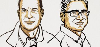 """Nobel Prize in Medicine awarded """"for  discoveries of receptors for temperature and touch"""