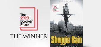 Booker Prize 2020: Douglas Stuart's novel Shuggie Bain wins