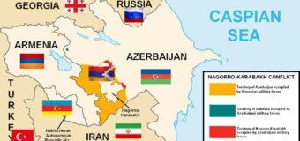 New peace deal brokered by  Russia between Armenia and Azerbaijan