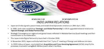 MOU Between India Japan: Bilateral Relations