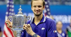 US Open 2021: Medvedev defeats Djokovic to win his first Grand Slam title.