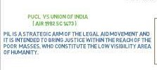 Supreme Court: Interested person not entitled to file Public Interest Litigation